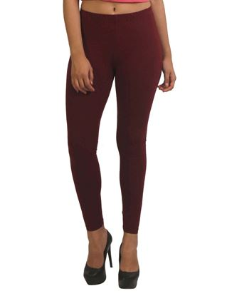frenchtrendz-cotton-spandex-dark-maroon-ankle-legging