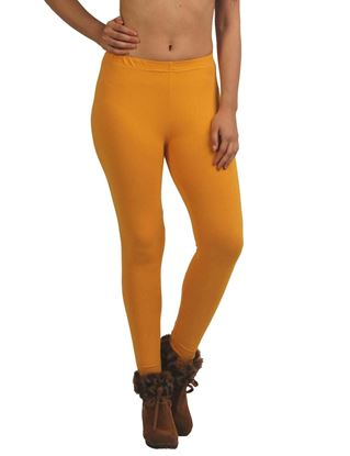 frenchtrendz-cotton-spandex-dark-mustard-ankle-legging