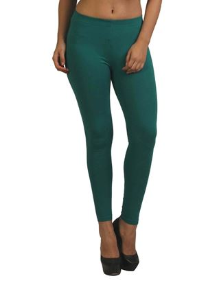 frenchtrendz-cotton-spandex-dark-turq-ankle-legging