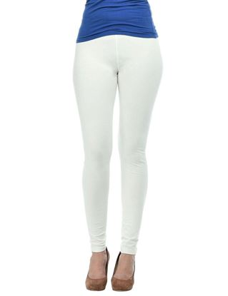 frenchtrendz-cotton-spandex-ivory-ankle-legging