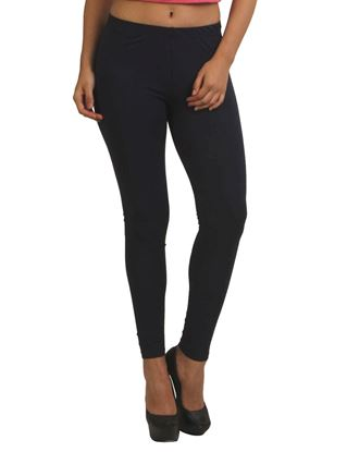frenchtrendz-cotton-spandex-navy-ankle-legging