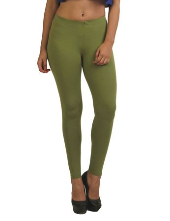 frenchtrendz-cotton-spandex-parrot-green-ankle-legging