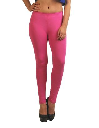 frenchtrendz-cotton-spandex-pink-ankle-legging