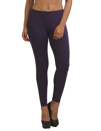 frenchtrendz-cotton-spandex-purple-ankle-legging