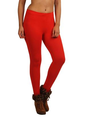 frenchtrendz-modal-spandex-red-ankle-legging