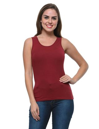 frenchtrendz-cotton-spandex-dark-maroon-tank-top