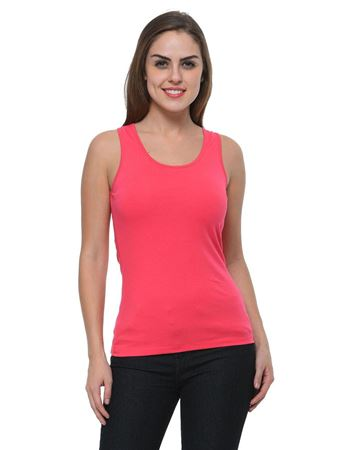 frenchtrendz-cotton-spandex-dark-pink-tank-top