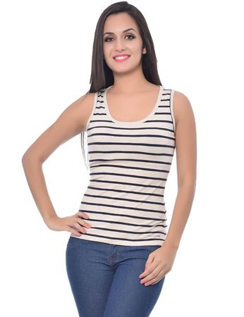 frenchtrendz-cotton-spandex-oatmeal-navy-tank-top