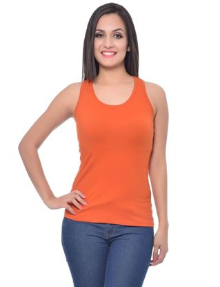 frenchtrendz-cotton-spandex-rust-medium-racerback-tank-top