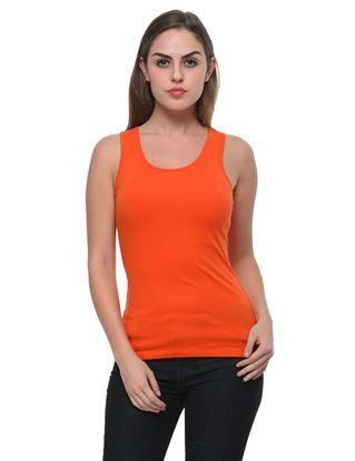 frenchtrendz-cotton-spandex-rust-red-tank-top