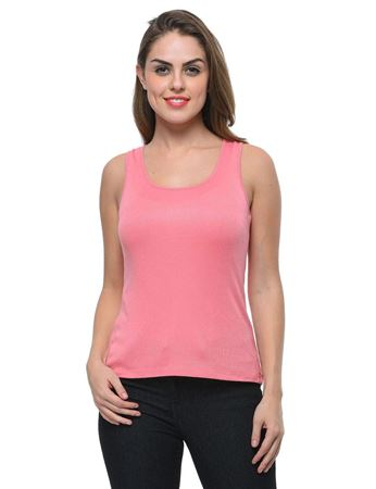 frenchtrendz-rib-viscose-spandex-coral-tank-top