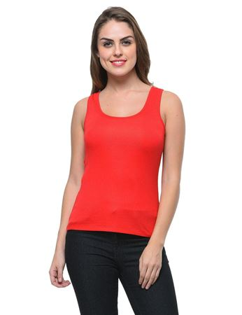 frenchtrendz-rib-viscose-spandex-red-tank-top
