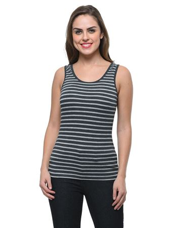 frenchtrendz-viscose-spandex-charcoal-light-grey-stripes-tank-top