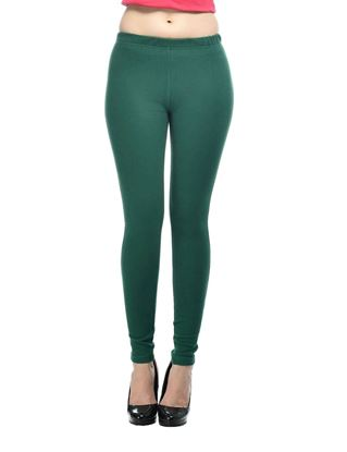 frenchtrendz-cotton-spandex-dark-green-jegging