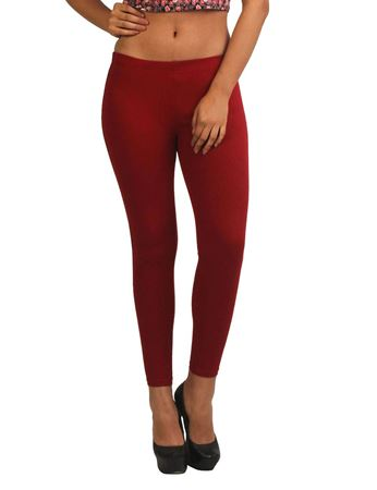 frenchtrendz-cotton-spandex-maroon-jegging