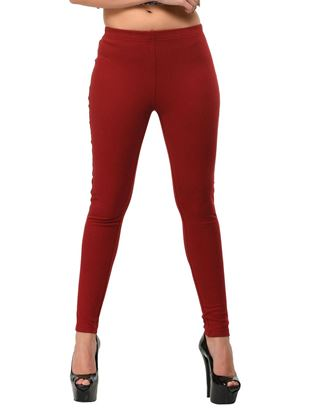 frenchtrendz-cotton-viscose-spandex-dark-maroon-jegging
