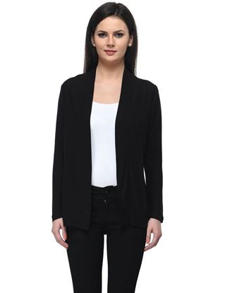 frenchtrendz-viscose-crepe-black-medium-length-shrug