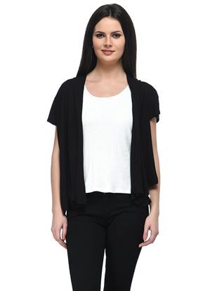 frenchtrendz-viscose-crepe-frill-black-shrug