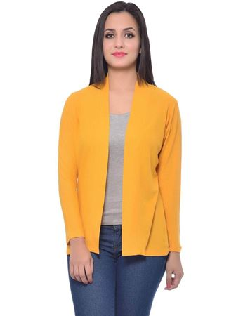 frenchtrendz-viscose-crepe-mustard-medium-length-shrug