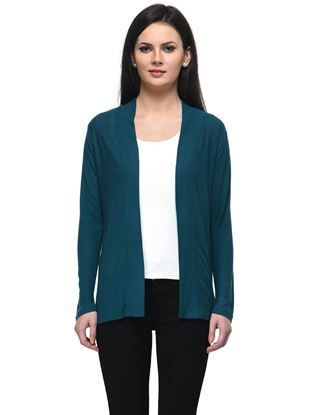frenchtrendz-viscose-crepe-teal-medium-length-shrug