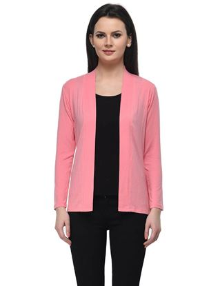 frenchtrendz-viscose-spandex-coral-medium-length-shrug