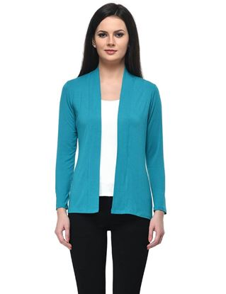 frenchtrendz-viscose-spandex-turq-medium-length-shrug