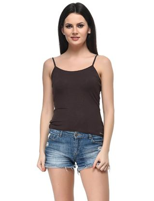 frenchtrendz-modal-spandex-chocolate-camisole