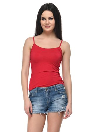 frenchtrendz-modal-spandex-red-camisole