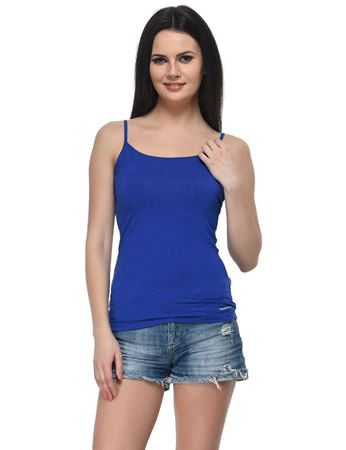 frenchtrendz-modal-spandex-ink-blue-spaghetti-top
