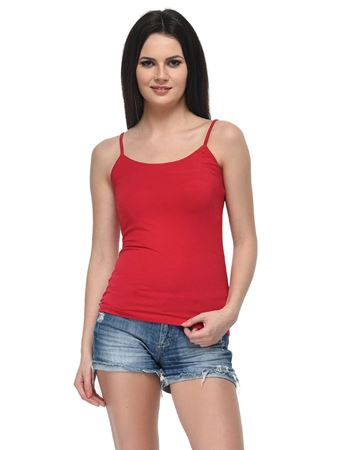 frenchtrendz-modal-spandex-red-spaghetti-top
