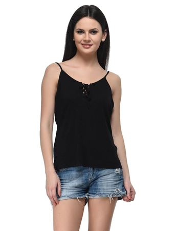 frenchtrendz-viscose-spandex-drawstring-black-spaghetti-top