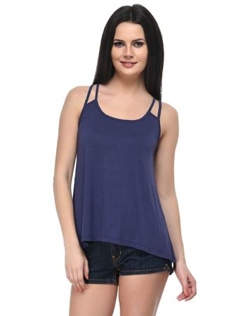 frenchtrendz-double-string-viscose-light-navy-top