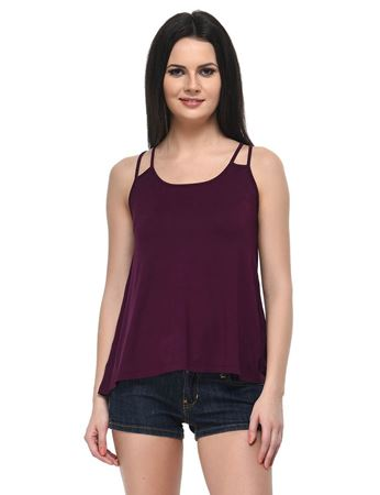 frenchtrendz-double-string-viscose-wine-top
