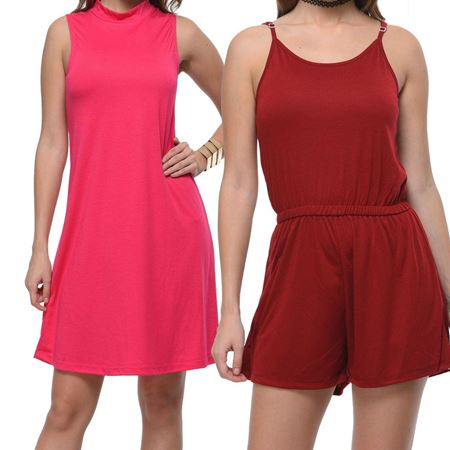 Picture for category Dresses & Rompers