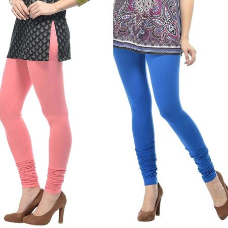 Picture for category Churidar Leggings