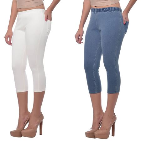 Picture for category Jeggings Capris