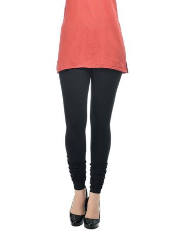 frenchtrendz-cotton-spandex-black-churidar-legging