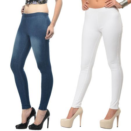 Picture for category Pullon Jeggings with Back Pocket