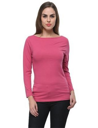 frenchtrendz-boat-neck-cotton-spandex-levender-top