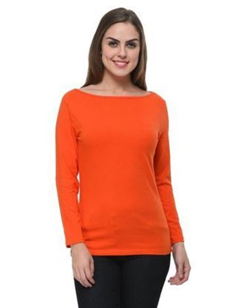 frenchtrendz-boat-neck-cotton-spandex-rust-red-top
