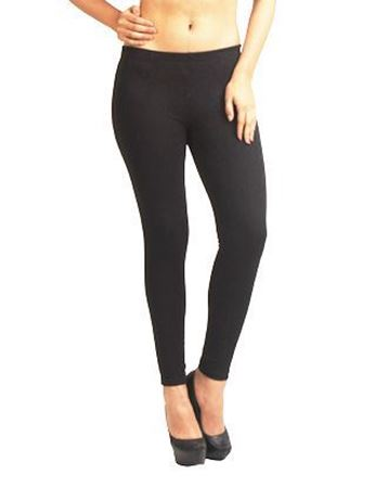 Indigo Black Jeggings