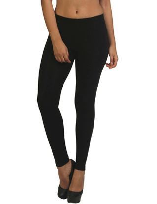 Black Winter Ankle Legging