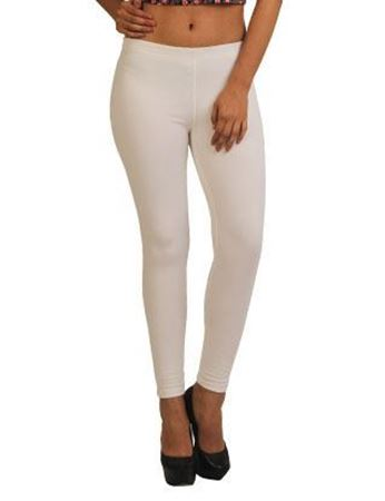 Dyeable Ivory Jeggings