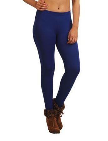 Ink Blue Ankle Leggings