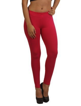 Swe Pink Ankle Leggings