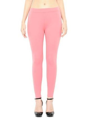 Baby Pink Jeggings
