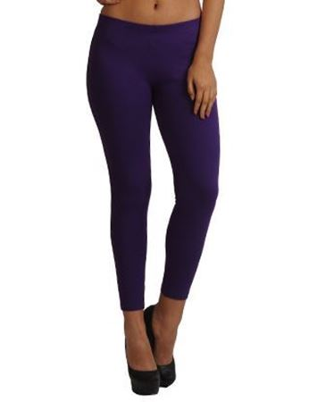 Dark Purple Jeggings
