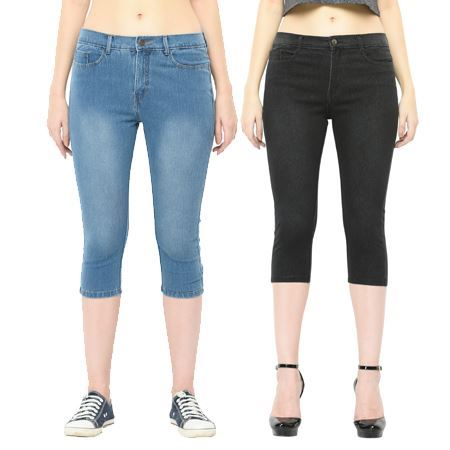 Picture for category Jeans Capris