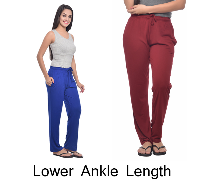 Lower Ankle Length